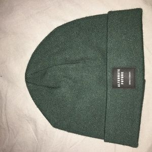 Dark Green Toque